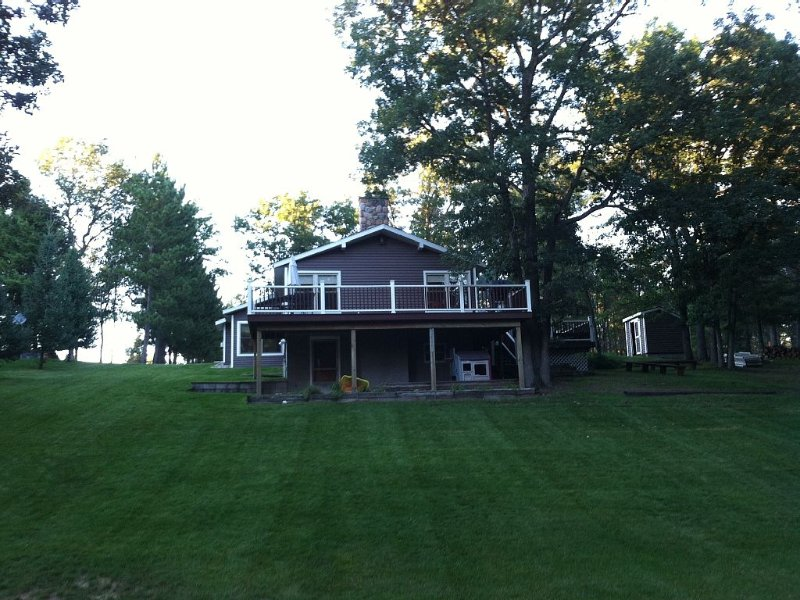 Beautiful Home on the Holy Waters of the AuSable, holiday rental in Crawford County