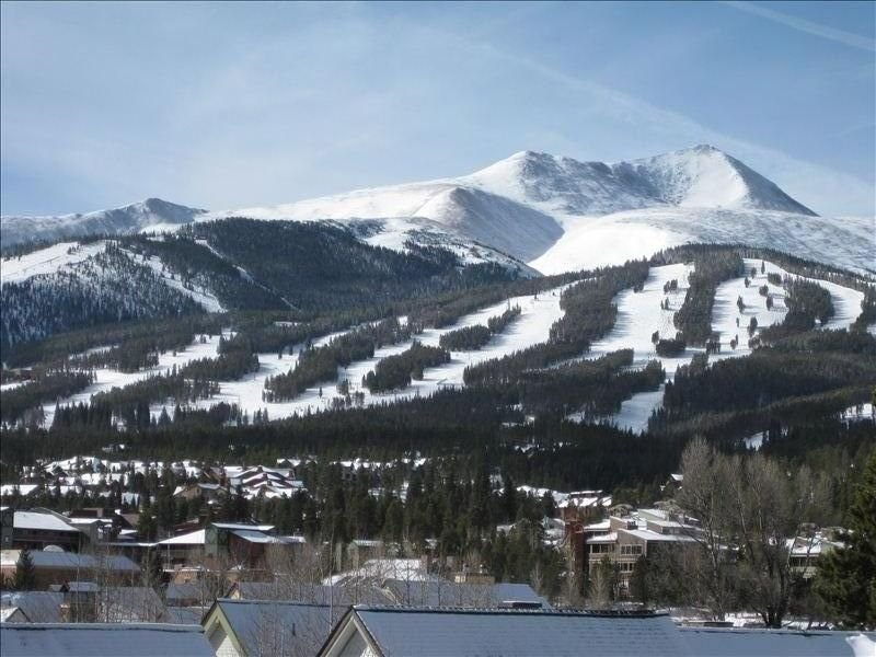Amazing Views, Walk to Gondola, Remodeled, Fireplace, Dogs Ok, vacation rental in Breckenridge