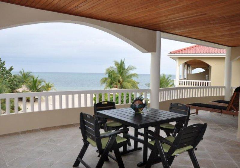 Los Porticos Villas (Villa 2C) - Condo on the Beach, holiday rental in Seine Bight Village