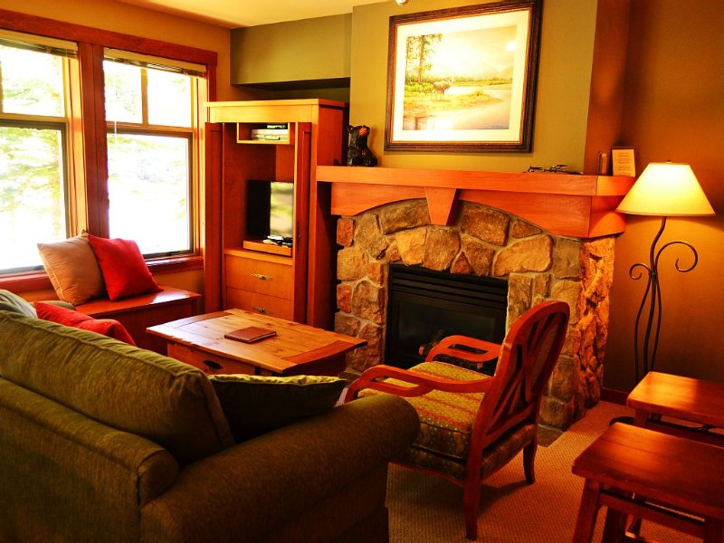 The Best Value of 2017 -- Cozy Ski Den at Club Solitude, holiday rental in Solitude