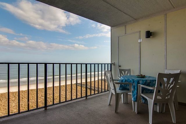 Amelia South F-6 Oceanfront Condo with Balcony, holiday rental in Fernandina Beach