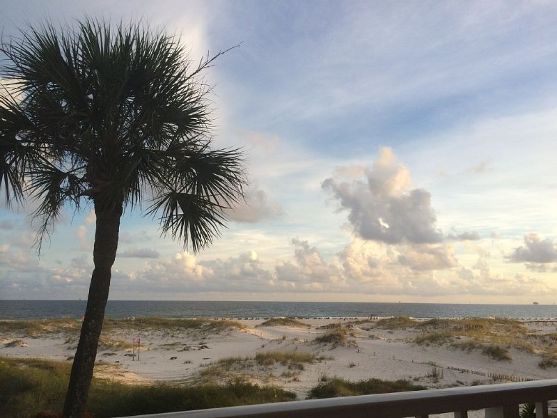 Spectacular Gulf Front View!, vacation rental in Gulf Shores