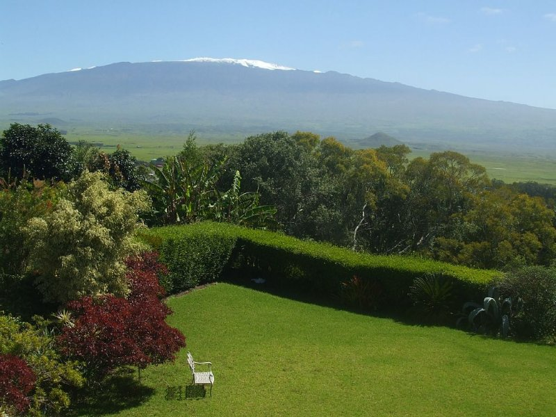 Hilltop Haven - Experience Hawaii In All Its Beau, holiday rental in Waimea