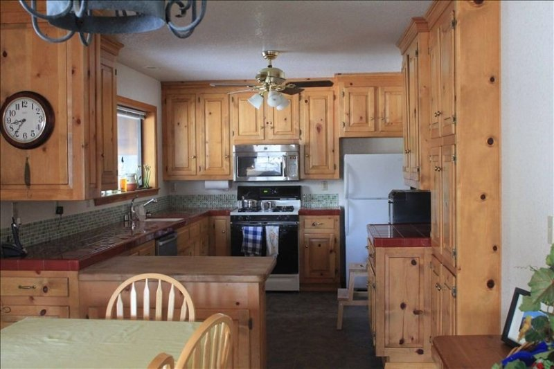 Hat Creek  – Serene Mountain Getaway with Pool, Fishing & More, vacation rental in Burney
