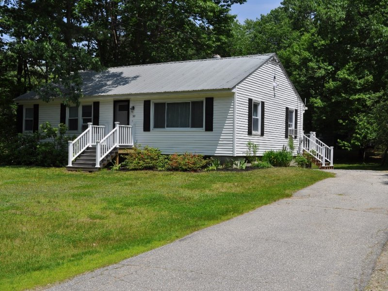 Brunswick home near Bowdoin College, vacation rental in Bowdoinham