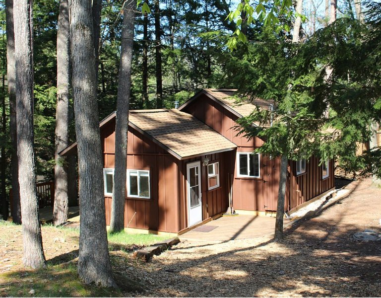 Restful Cottage For 4 On Lake George Near Traverse Cit, alquiler de vacaciones en Grand Traverse County