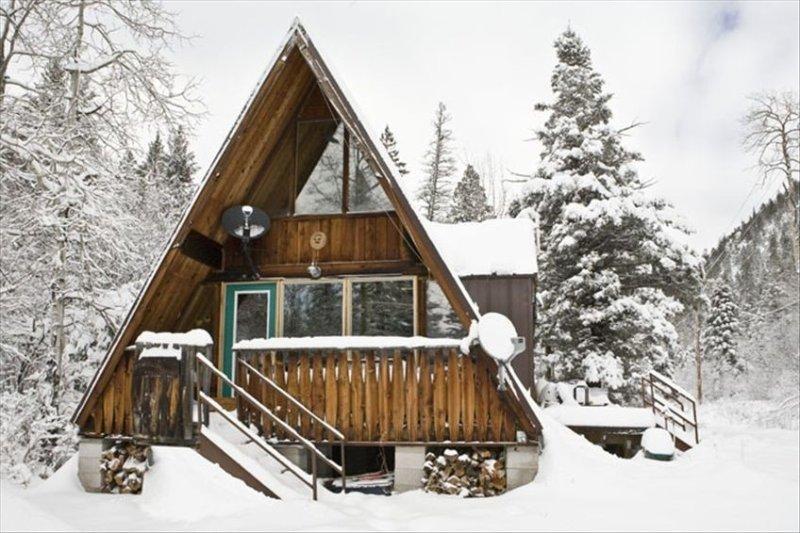 Taos Ski Valley Mountain Retreat, alquiler de vacaciones en Taos Ski Valley
