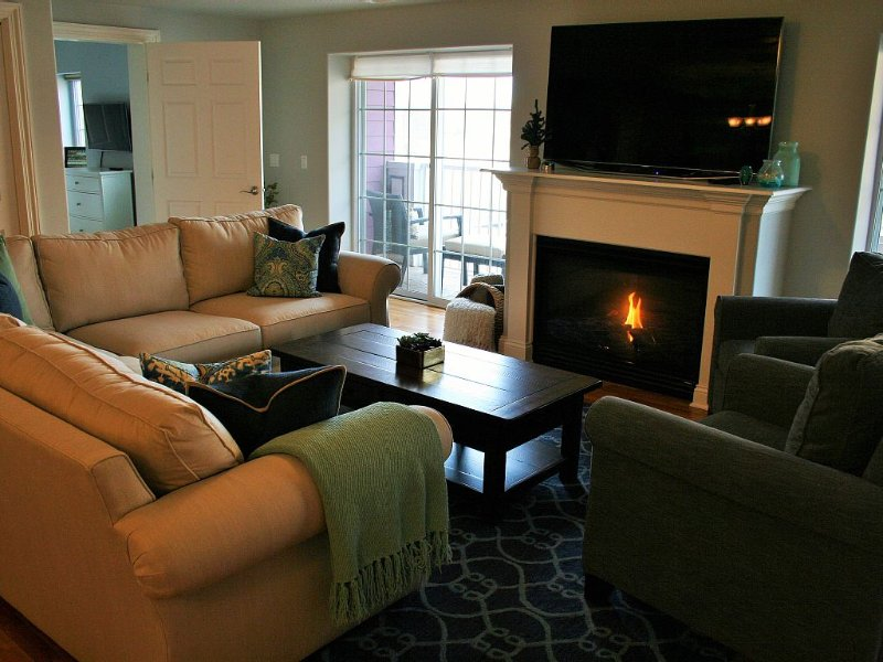 Large 3BR w/ pool and parking - near everything, alquiler de vacaciones en New Buffalo