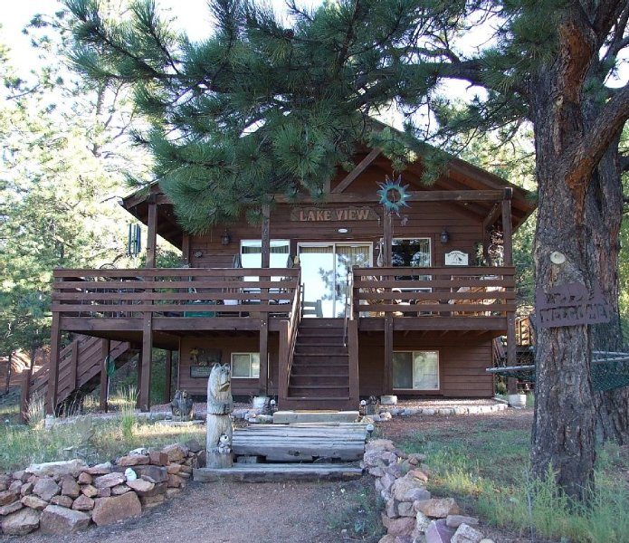 Mountain Getaway - **Pets considered with prior approval and pet fee**, alquiler de vacaciones en Woodland Park