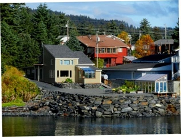 Beachside Retreat-Oceanfront Home, location de vacances à Île de Kodiak