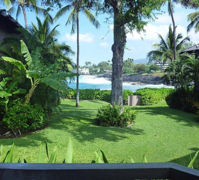 Oceanfront Home - Kona Onenalo Near White Sands Beach, holiday rental in Kalaoa