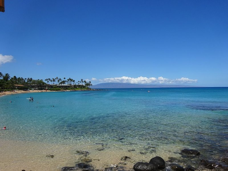 Peaceful bay perfect for floating, snorkeling, Paddle Boarding and Kayaking