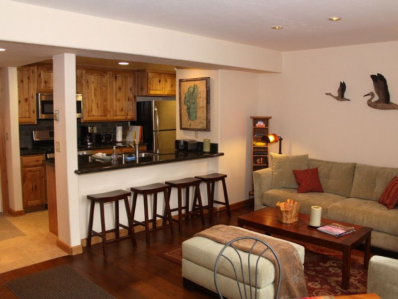 Beautiful Lake Forest Condo, 2Bd / 2Ba, Pool, Hot Tub, Close To Lake And Town., alquiler de vacaciones en Tahoe City