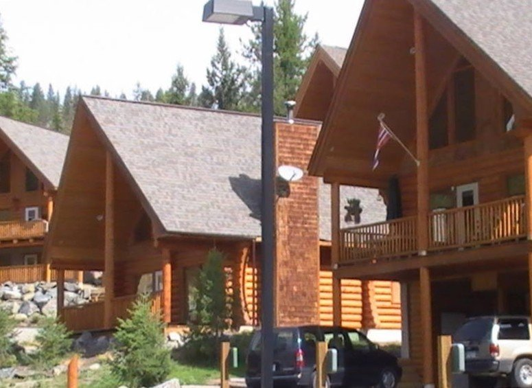 Log Cabin in the Woods, holiday rental in Kimberley