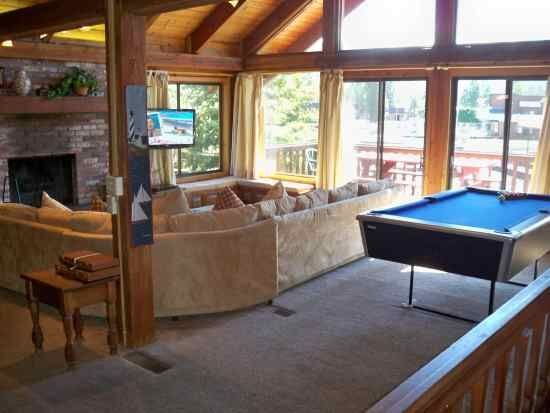 Waterfront Tahoe Keys Home, With Private Boat Dock And Hot Tub, vacation rental in South Lake Tahoe