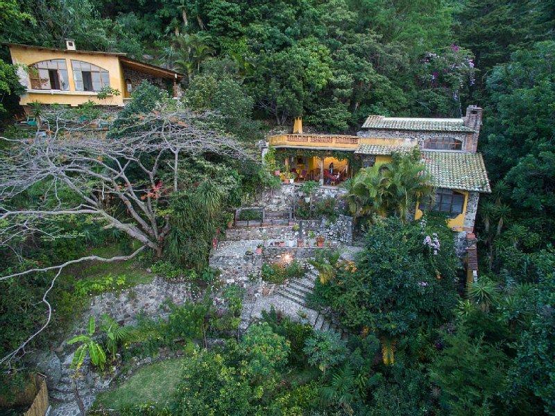 Pamakanya: Lakeside Villa & Bungalows, alquiler de vacaciones en San Pedro La Laguna
