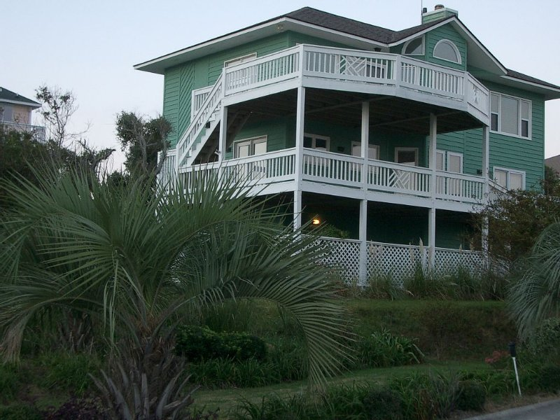 Beautiful 5br/5ba Oceanview Cottage, vacation rental in Emerald Isle
