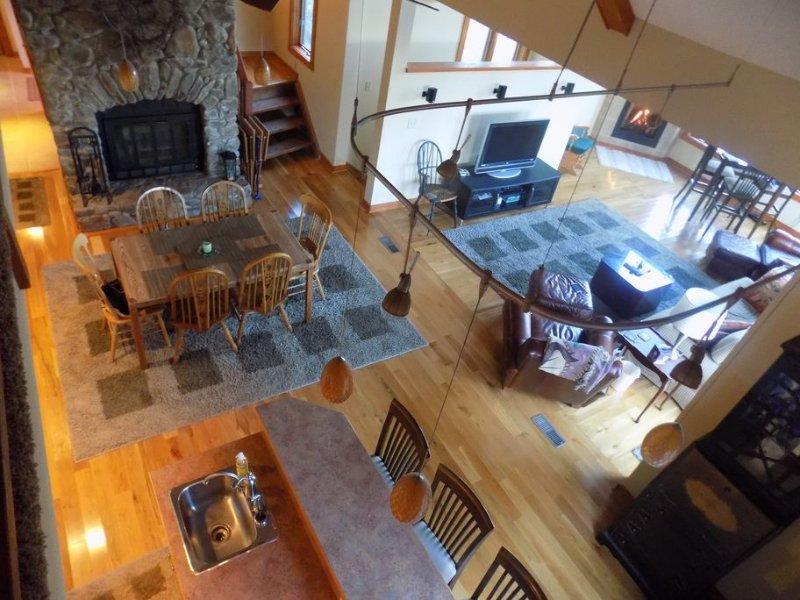 Wintergreen VA, 4 Season Resort Vacation Rental, vacation rental in Montebello
