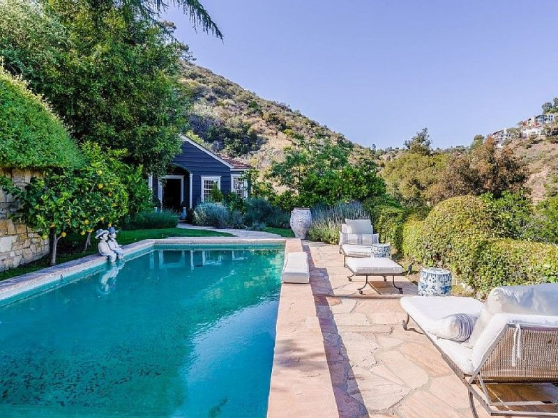 Private Hillside Estate, holiday rental in West Hollywood