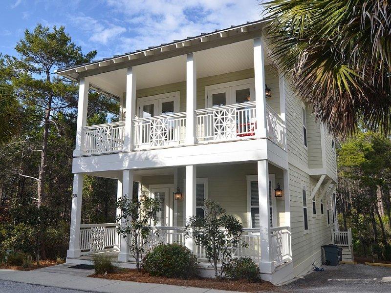 Gorgeous Southern Style Beach house, location de vacances à Seacrest Beach