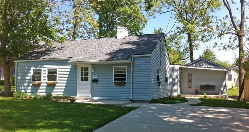 Affordable Family Friendly Guest House Near Lexington, vacation rental in Lawrenceburg