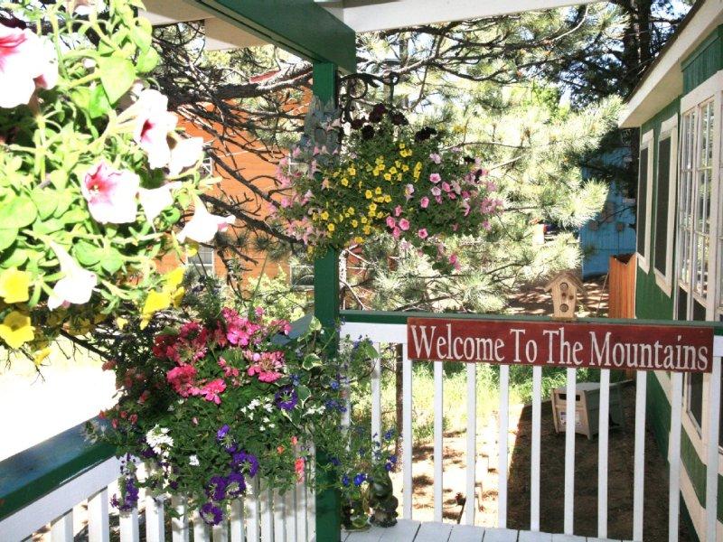 Rocky Mountain Paradise, aluguéis de temporada em Estes Park