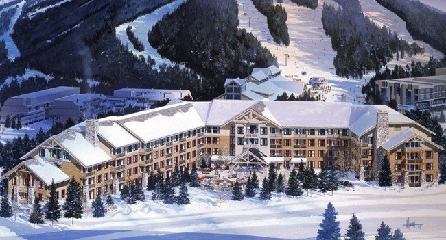 Sale Jan. 26-Feb. 1/Ski Discounts/Free Wifi/Steps 2 Super B Lift and restaurants, holiday rental in Copper Mountain