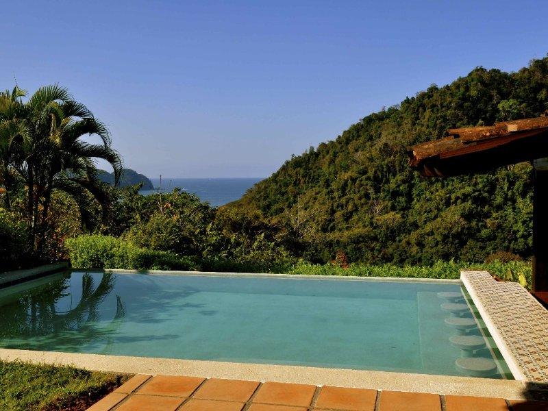 Casa Vista Hermosa 1,******* Dollar View in Los Suenos Resort, Ferienwohnung in Herradura
