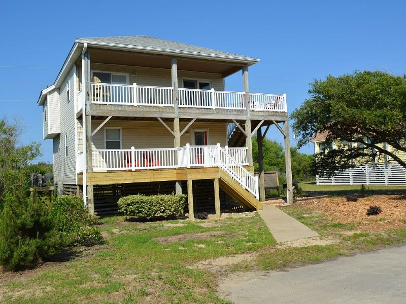 2019 RATES Posted: PET WELCOME. Short distance to the beach., vakantiewoning in Kitty Hawk