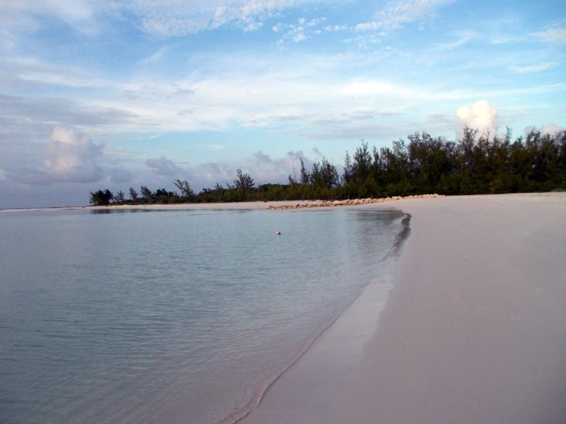 Beachfront Getaway - Pink Sand, Turquoise water, holiday rental in Tarpum Bay