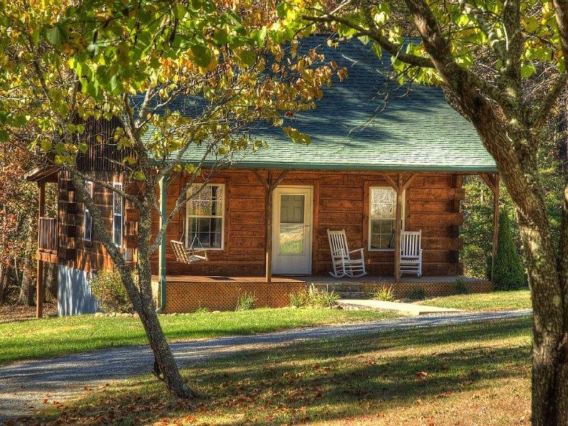 Keep it simple ... plan a cabin get away!, holiday rental in Dunlap
