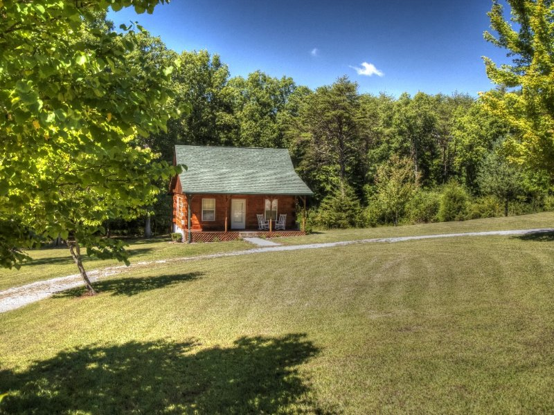Plan a Fall Trip!  Reserve 'Cabin on the Creek'