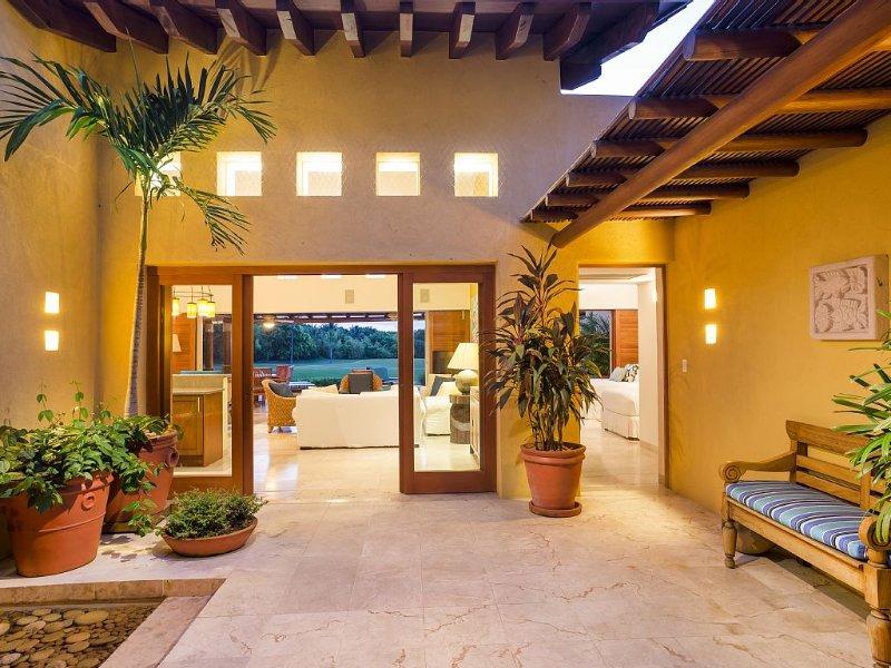Ocean View*Gated Punta Mita*Premier Membership*Golf Cart*Daily Housekeeping, location de vacances à Punta de Mita