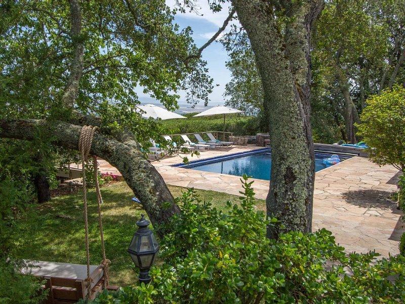 Enorme piscina, total privacidade, vistas inacreditáveis