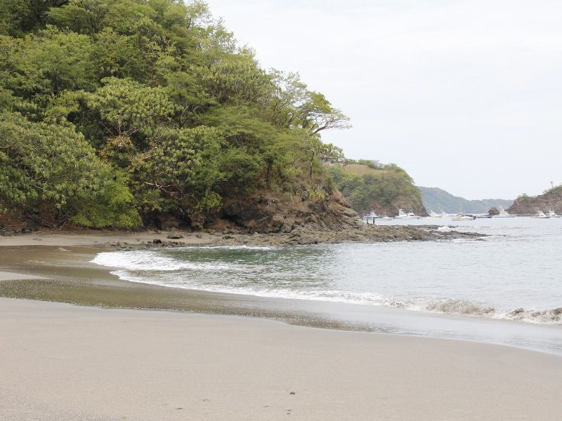 Secluded Gringo Beach - a good hike but well worth the effort