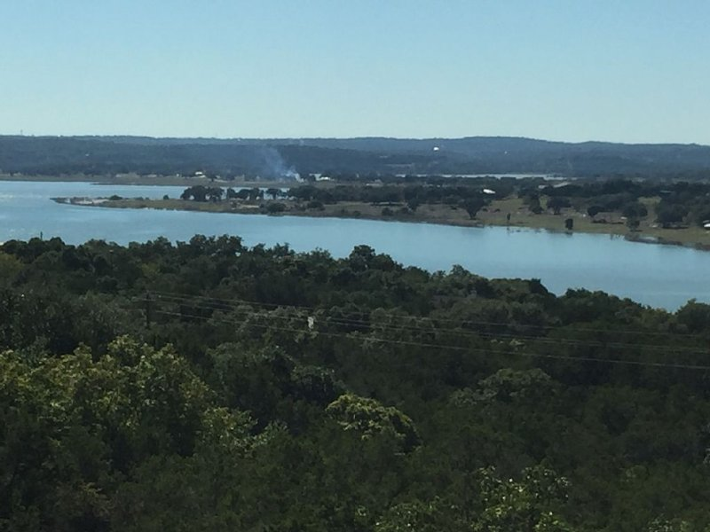 Beautiful view of Canyon Lake.  Boat Ramp just 1 mile from home.