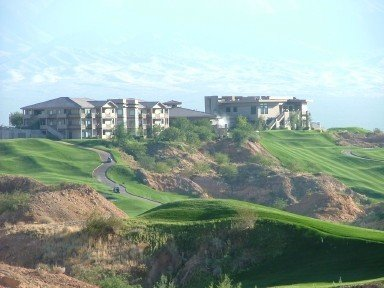 Spectacular Condo Overlooking Wolf Creek Golf Course, location de vacances à Mesquite