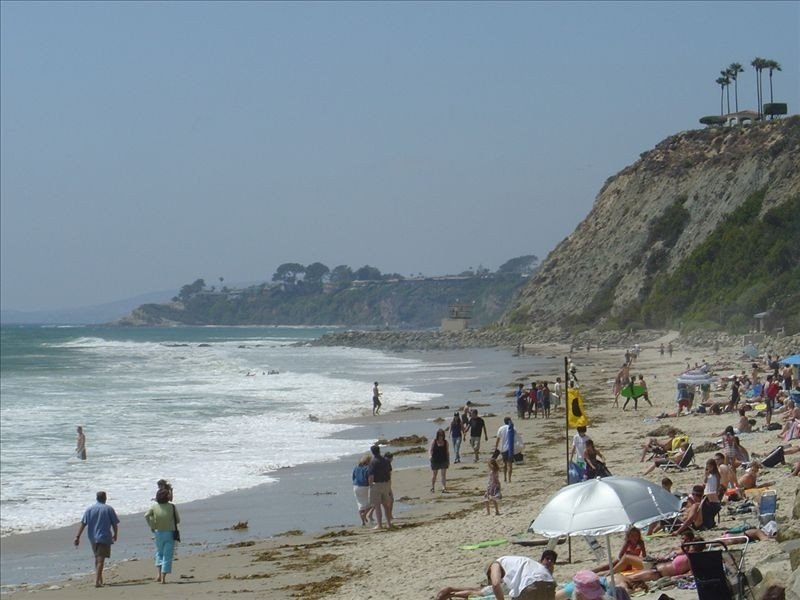 Want to be at the beach?   Try Salt Creek Beach,,,,,at Dana Point !