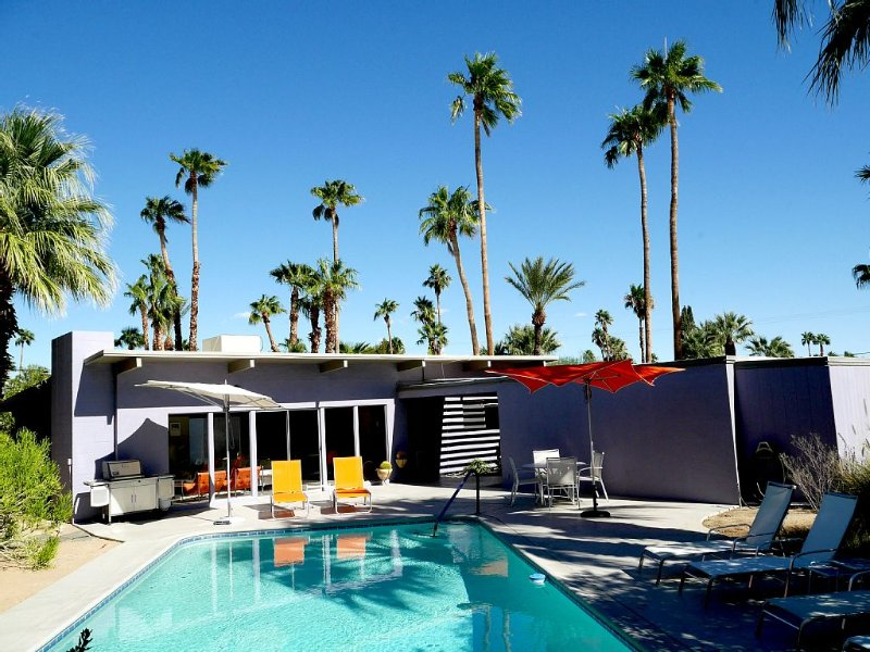 Palm Springs Architectural, alquiler vacacional en Palm Springs