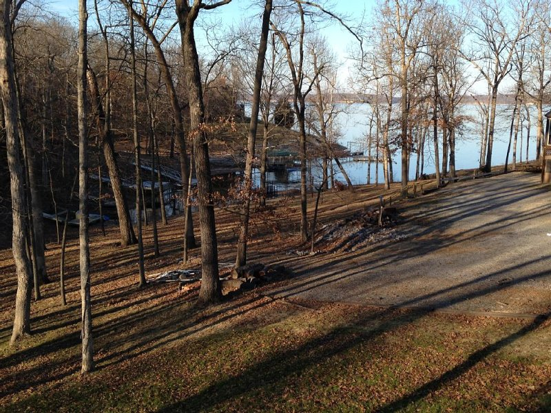 Lakin' Memories-water Front Home On Ky Lake, holiday rental in Eddyville
