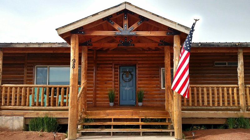 Beautiful Mountain Ranch House, location de vacances à Long Valley Junction