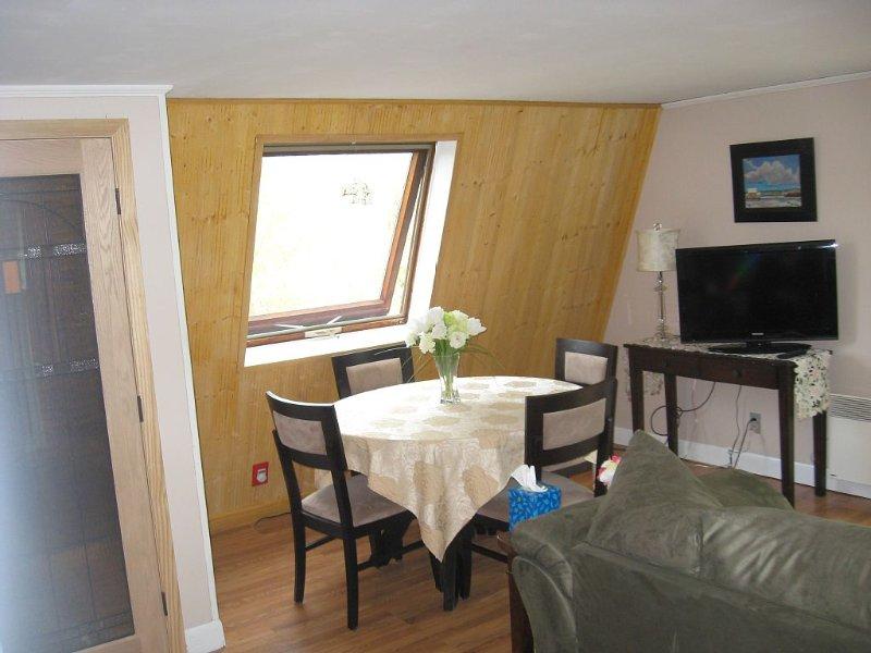 Cozy Apartment Overlooking Mount Washington in Rural Country Setting, casa vacanza a Jackson