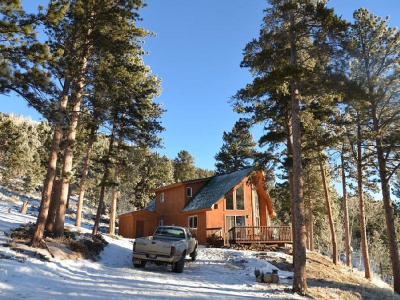 Priceless views - quiet comfort, vacation rental in Red Feather Lakes