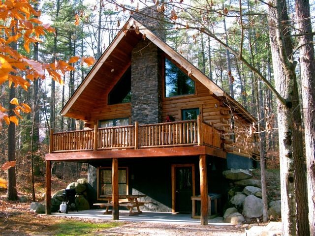 'Wildwood in the Pines' - Unique Adirondack Log Cabin - High Peaks, casa vacanza a Keeseville
