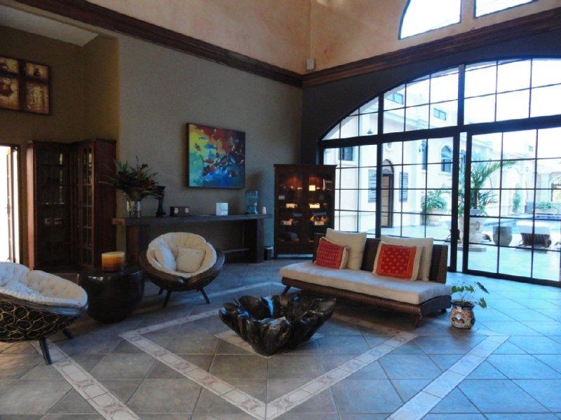 Lobby do Clubhouse