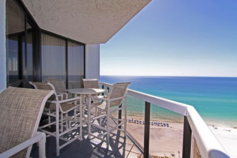 SALE $449/N 7/26-8/1!! Ocean Front! Free Beach SRVC; Gorgeous! Awesome Views, vacation rental in Miramar Beach