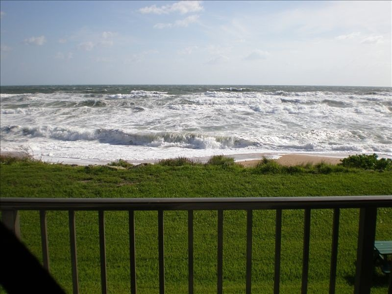 This REALLY is the VIEW!!, holiday rental in New Smyrna Beach
