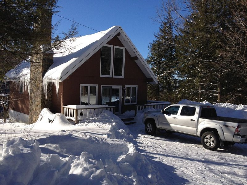Beautiful Chalet For All Seasons, location de vacances à Les Montagnes Vertes
