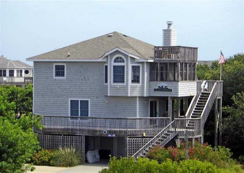 Indoor/outdoor Pool/Gym/Hot Tub/Walk to Beach or Town, location de vacances à Kitty Hawk