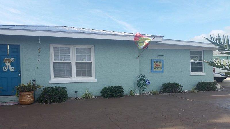 Visit 'Derondo Delight' Beach House - Just Steps from the Gulf, alquiler de vacaciones en Panama City Beach